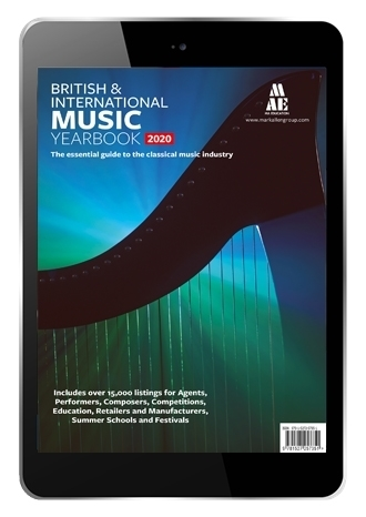 Picture of British & International Music Yearbook 2020 Digital