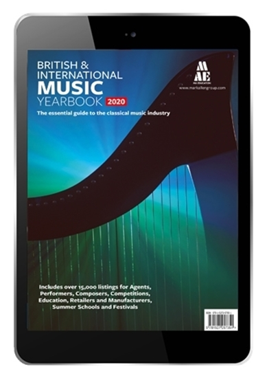 Picture of British & International Music Yearbook 2020 Digital