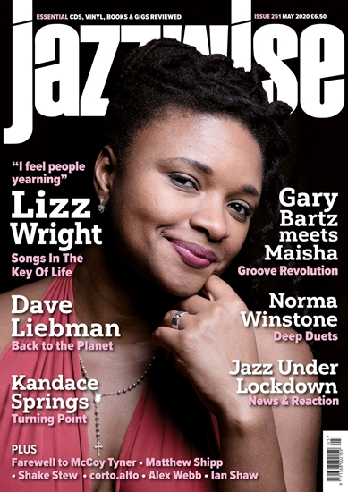 Picture of Jazzwise May 2020 issue