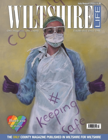 Picture of Wiltshire Life July/August 2020 issue