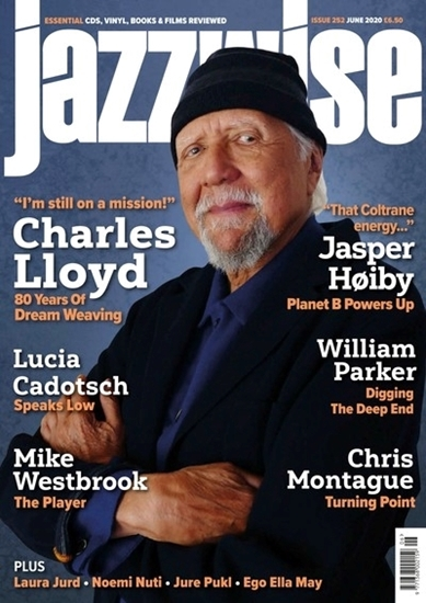 Picture of Jazzwise June 2020 issue