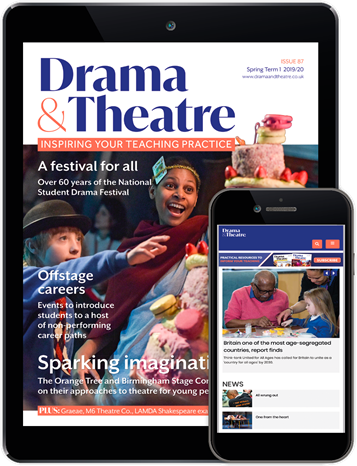 Picture of Drama & Theatre Digital & Website