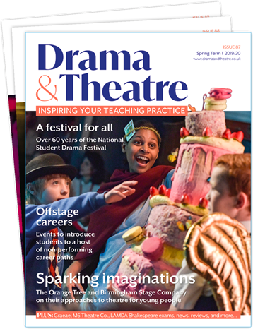 Picture of Drama & Theatre Print