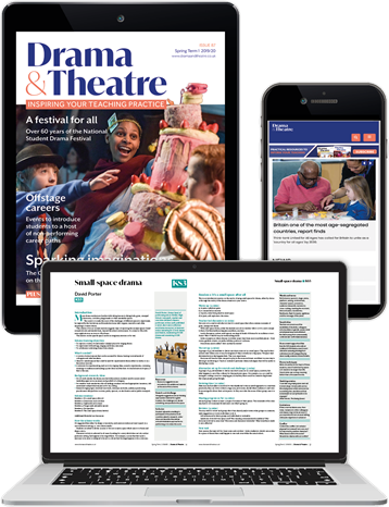 Picture of Drama & Theatre Digital Membership