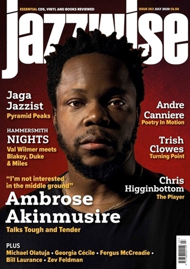 Picture of Jazzwise July 2020 issue