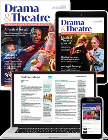 Picture of Drama & Theatre Full Membership Upgrade