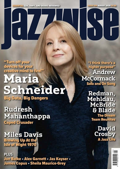 Picture of Jazzwise August 2020 issue