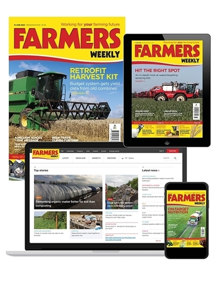 Picture of Farmers Weekly Magazine