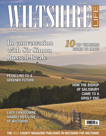 Picture of Wiltshire Life September 2020 issue