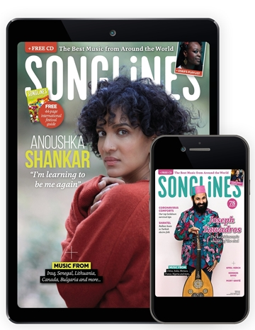 Picture of Songlines Digital Trial Offer
