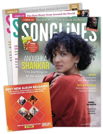 Picture of Songlines Print Trial Offer