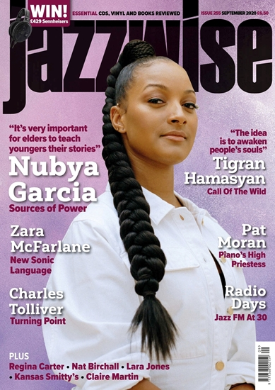 Picture of Jazzwise September 2020 issue