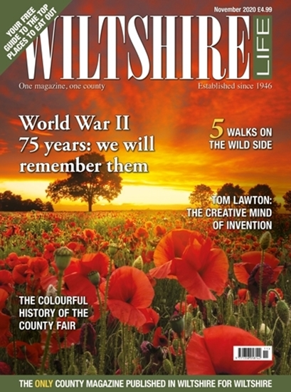 Picture of Wiltshire Life November 2020 issue
