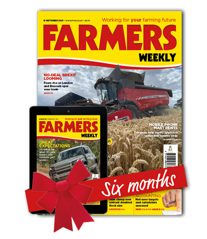 Picture of Farmers Weekly 6 months Offer