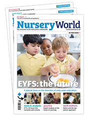 Picture for category Subscribe to Nursery World this Black Friday weekend and SAVE 25%