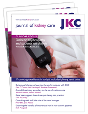 Picture for category Journal of Kidney Care - Black Friday Sale