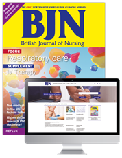 Picture for category British Journal of Nursing - Black Friday Sale