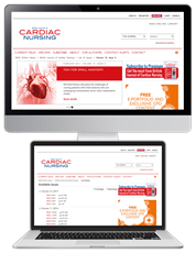 Picture for category British Journal of Cardiac Nursing - Black Friday Sale