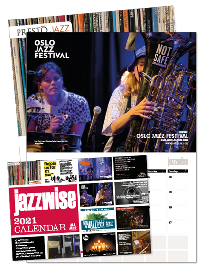 Picture of Jazzwise Calendar 2021