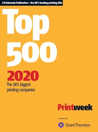 PrintWeek Top 500