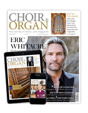 Picture for category Save 20% on Choir & Organ