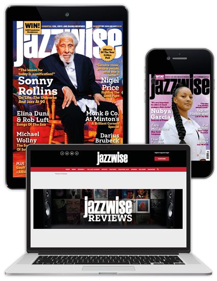 Picture of Jazzwise Digital Club