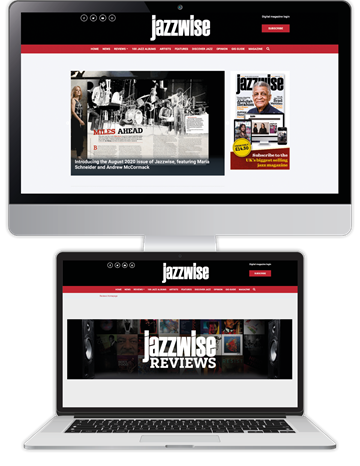 Picture of Jazzwise Reviews Database