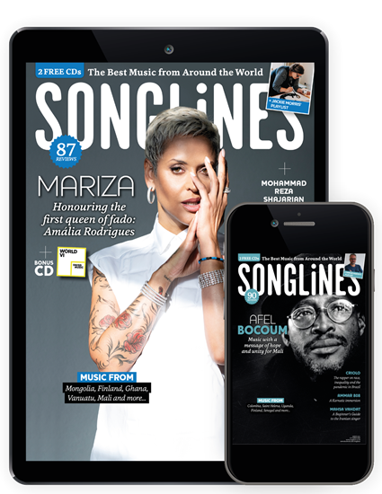 Picture of Songlines Digital