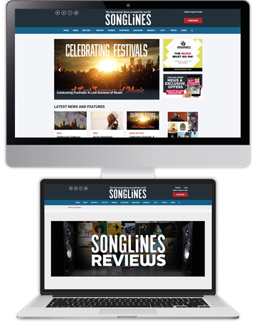 Picture of Songlines Reviews Database
