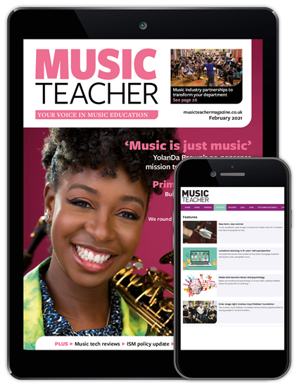 Picture of Music Teacher Digital