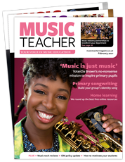 Picture for category Music Teacher
