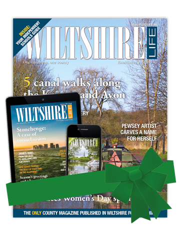 Picture of Wiltshire Life Mothers Day Gift