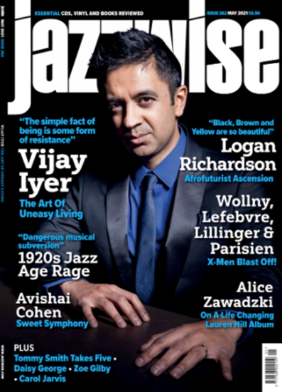 Picture of Jazzwise May 2021 issue