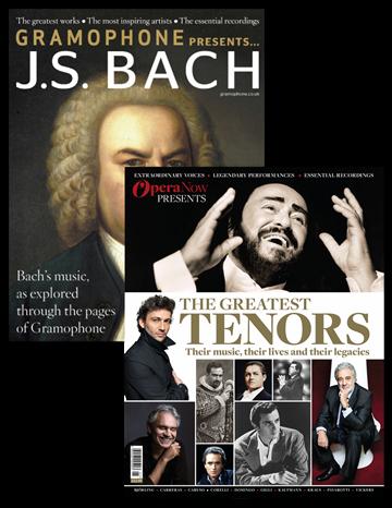 Tenors & JS Bach Bundle