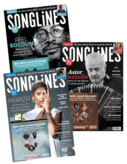 Picture of Songlines £3 for 3 issues