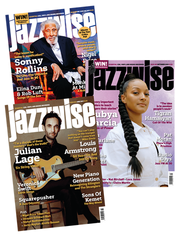 Picture of Jazzwise £3 for 3 issues