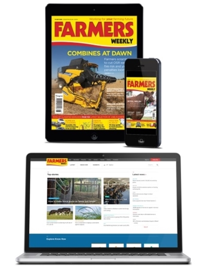 Picture of Farmers Weekly Digital