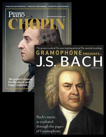 Chopin & JS Bach bundle