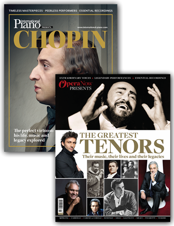 Chopin & The Great Tenors Bundle