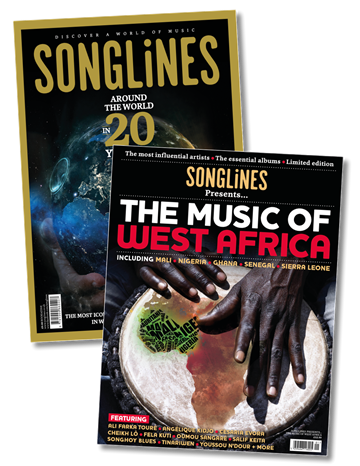 Picture of The Music of West Africa & Around the World in 20 years of Music