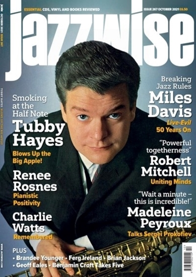 Picture of Jazzwise October 2021 issue