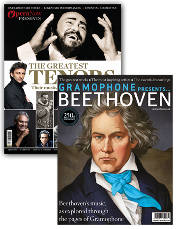 Picture of The Greatest Tenors & Beethoven Bundle