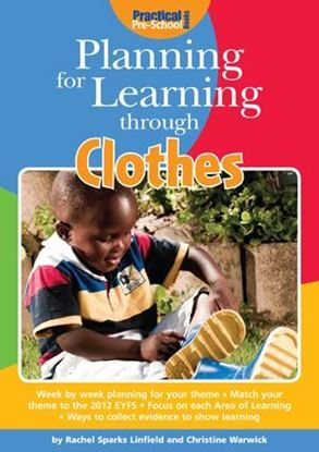 Picture of Planning For Learning Through Clothes