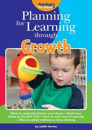Picture of Planning For Learning Through Growth