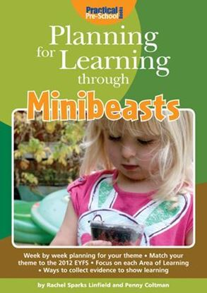 Picture of Planning For Learning Through Minibeasts