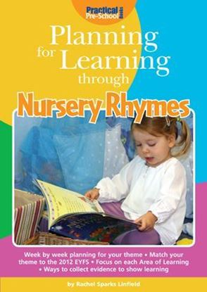 Picture of Planning For Learning Through Nursery Rhymes