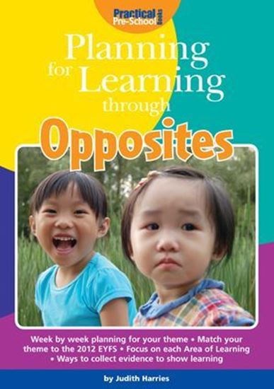 Picture of Planning For Learning Through Opposites