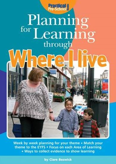 Picture of Planning For Learning Through Where I Live