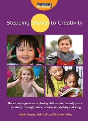 Picture of Stepping Stones to Creativity: The Guide