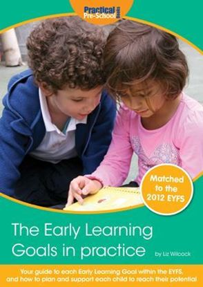 Picture of The Early Learning Goals in Practice